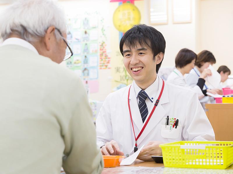 関口雄二(さんあい薬局管理薬剤師)
